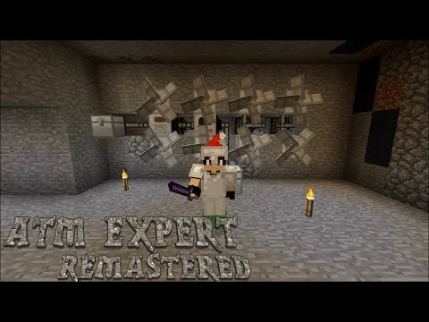 Minecraft All The Mods Expert Remastered Lp Ep #11: Auto Ore Processing
