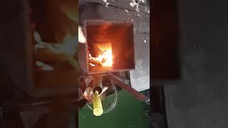 지게차수리-LPG통으로 화목난로만들기