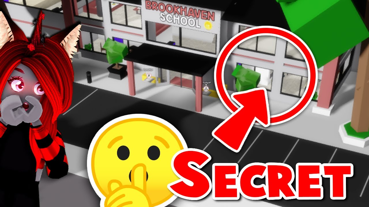 Discovering BROOKHAVENS SECRETS (Roblox) YouTube