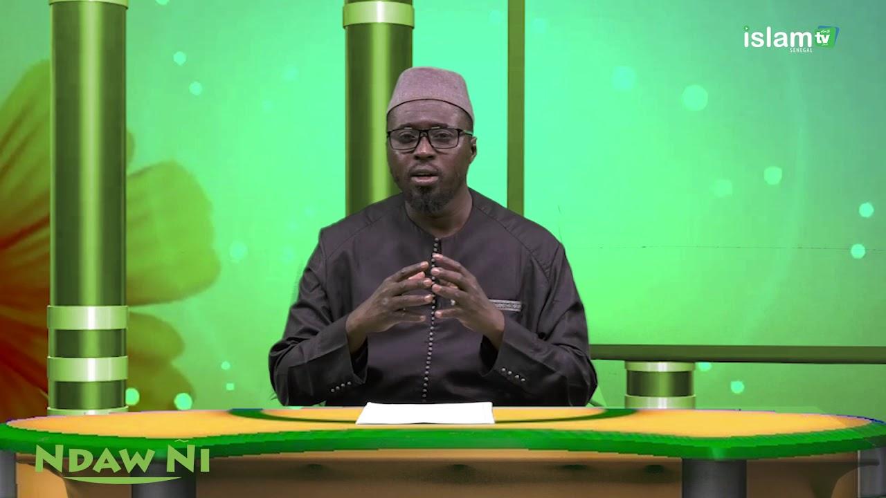 Ndawgni N° 4 ( Islam et la Jeunesse) Oustaz Sidy Yahya Kounta