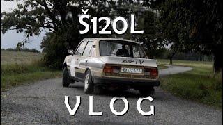 Š120 VLOG #3 | Znovu v provozu ! | ŠKODA 120 | MüllerTV