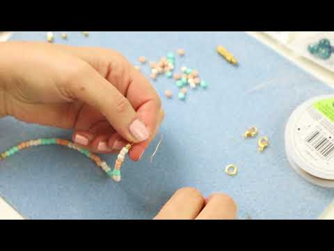 Handmade Jewellery: Beadalon Scrimps ♡ DIY