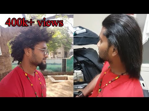 Hair straightening curly hair   Salons in India   Toni & Guy  