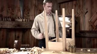 Как делают столы плотники