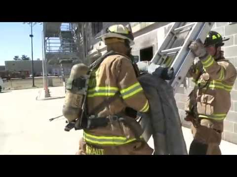 FIRE TRAINING - Vent, Enter, Isolate, Search VEIS
