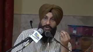 Dr Sukhpreet Singh Udhoke - Guru Gobind Singh Ji's Revolutionary Decisions taken at Anandpur Sahib