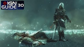 Assassin's Creed 4 Walkthrough - Sequence 07 Memory 03: Commodore Eighty-Sixed (100% Sync)