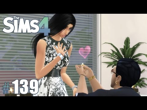 WILL YOU MARRY ME? - The Sims 4: Part 139