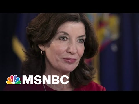 Former Colleague On Why Kathy Hochul Will Be 'An Outstanding Governor'