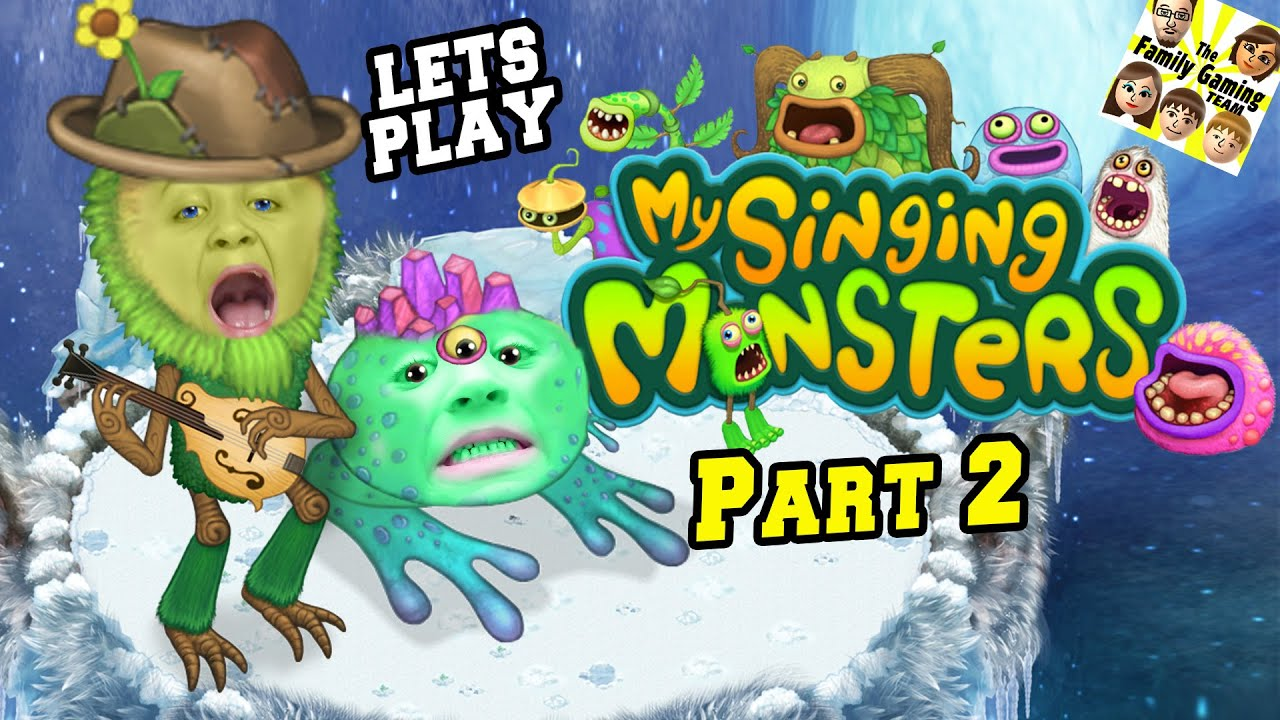 Lets Play My Singing Monsters Part 2 What S New W Mike S