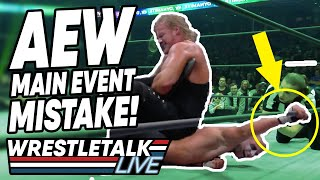 AEW Main Event Mistake! AEW Dynamite Oct. 16, 2019 Review | WrestleTalk Live