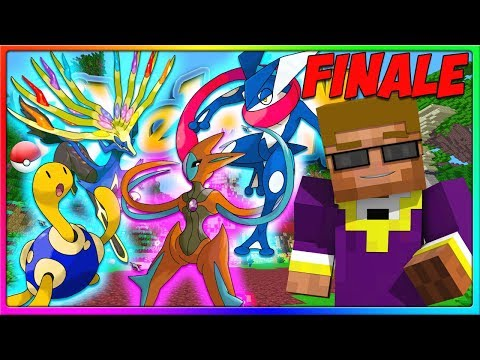 Crew Pixelmon FINALE - The Final Tourament! | Episode 28, Season 2 (Minecraft Pokemon Mod)