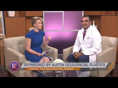 Dr. Sean Paul TV Segment Discussing AccuTite, Morpheus8, and FaceTite | Austin Oculofacial Plastics