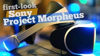Тестдрайв Project Morpheus от Sony