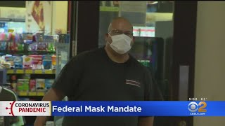 CDC Order Requiring Face Masks On All Public Transportation Rideshares Goes Into Effect At Midnight
