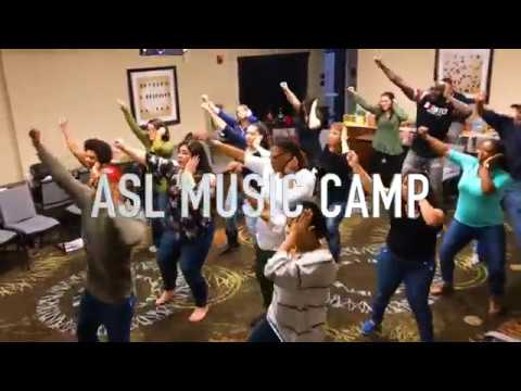 ASL Music Camp Summer 2018 Promo