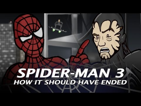 Spider Youtube How It Should Of Ended