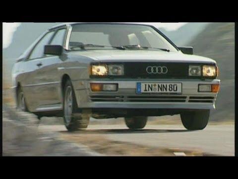 Audi sports car history