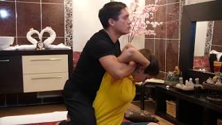 SPA HOTEL RASSTAL. Королевский тайский массаж