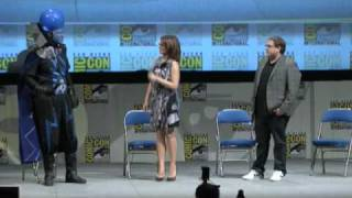 Funniest Panel at Comic-Con '10 w/ Megamind cast Will Ferrell, Tina Fey & Jonah Hill