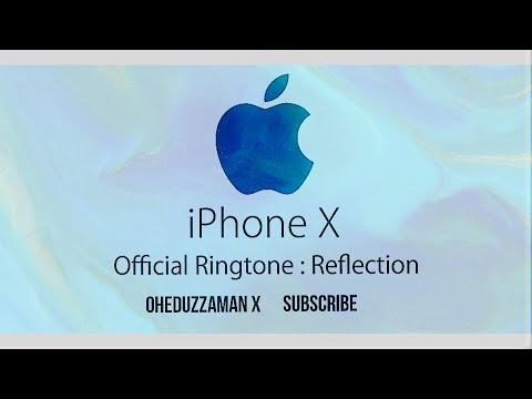 Get iPhone Xs & Xr Official New Ringtone : Reflection