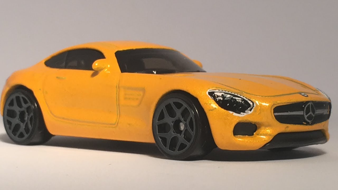 2017 hot wheels review and race series 2015 mercedes benz for Hot wheels mercedes benz
