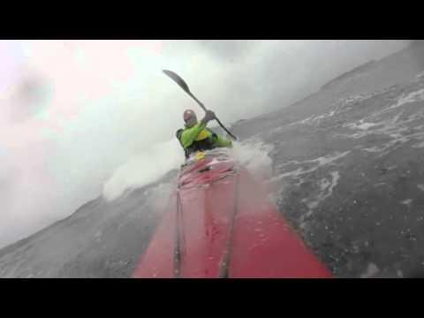Maine Kayak Downeast Expedition - Machias to Acadia 2015