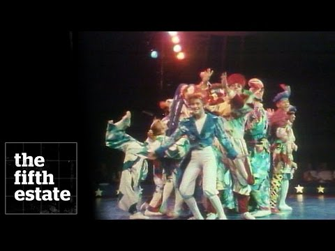 Cirque du Soleil : Happiness Merchants (1988) - the fifth estate