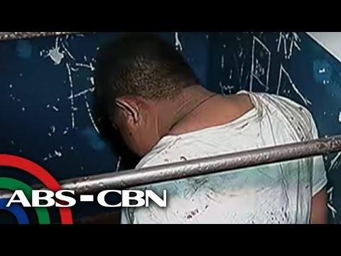 TV Patrol: Holdaper na nanaksak ng taxi driver, bugbog-sarado sa taumbayan