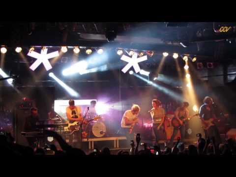 Jennifer Rostock feat. Heisskalt - Insekten im Eis (live in München)