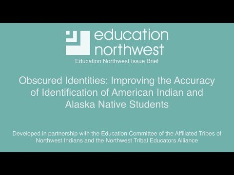Improving the Accuracy of Identification of American Indian/Alaska Native Students