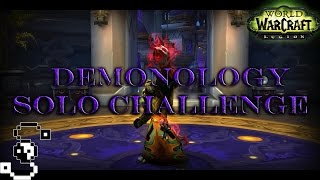 Demonology Mage Tower Challenge Hidden Artifact Appearance Guide