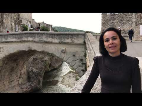 Ponte romana em Vaison-la-Romaine