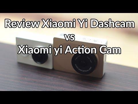 Kamera Xiaomi Yi Dashcam Dengan LCD Review & Test Untuk Mobil (English Subtitle)