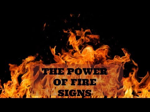 The Power of Fire Signs in Astrology
