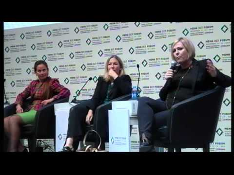 Women Angel Investors The Changing Face of Early-Stage Funding Session  _ MENA ICT Forum 2014 -