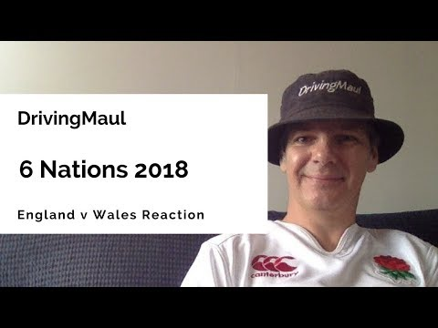 England v Wales Post Game Reaction