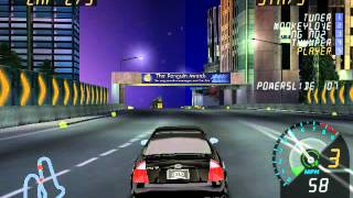 Final Drive Fury Gameplay
