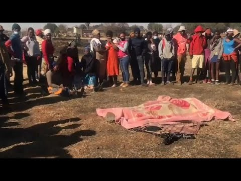 South Africa: Family mourns teenager killed in violence in Vosloorus