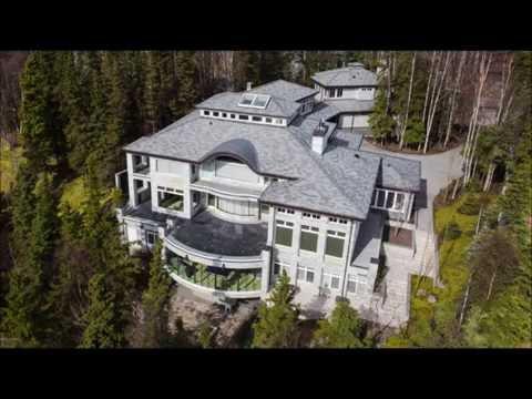 AMAZING ALASKA HOUSE DESIGNS