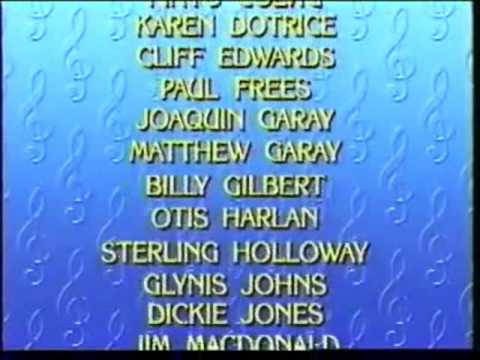 Closing to Disney Sing-Along Songs - Heigh-Ho 1994 VHS (remixed closing theme)