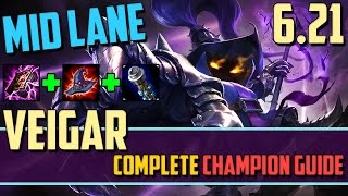 Veigar: Destroyer of Everything - League of Legends Champion Guide