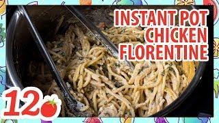 How to Make: Instant Pot Chicken Florentine