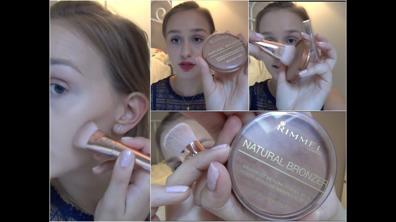 How To Make Natural Bronzer