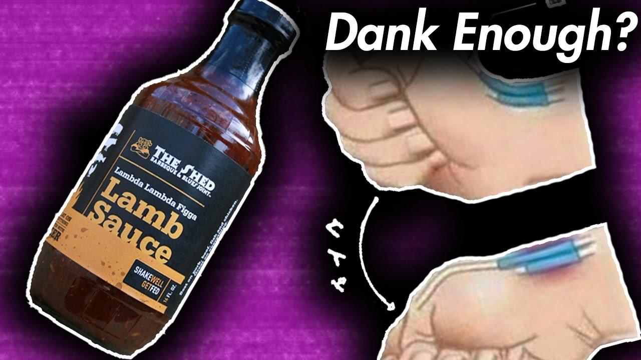 maxresdefault lamb sauce & breaking your thumb ligament dank memes of january