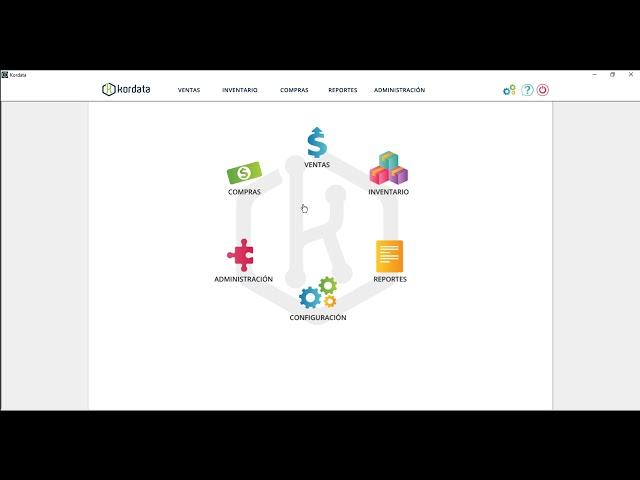 Como registrar un proveedor - Kordata.mx