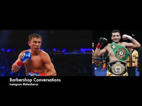 BREAKING NEWS! Vanes Martirosyan has signed contract 2 Fight GGG!