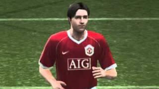 Pro Evolution Soccer 2006 Gameplay 1