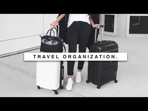 Travel Organization! Packing, Cleaning & Holiday Prep