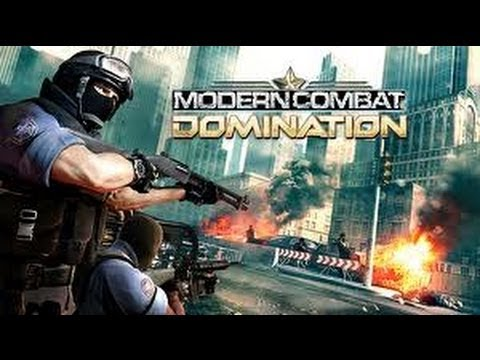 download Modern Combat Domination MAC Ita